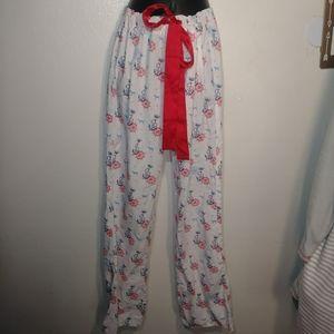 Victoria's Secret Pink Lounge Pajama Pants SZ xs